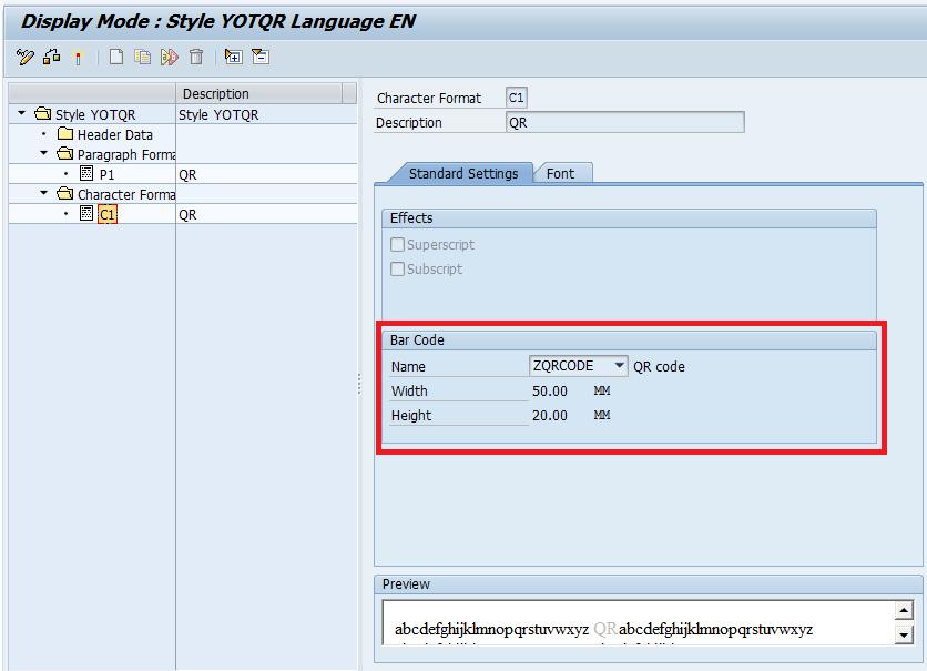 QR Code or 2D Bar Code in SAP | SAP Blogs