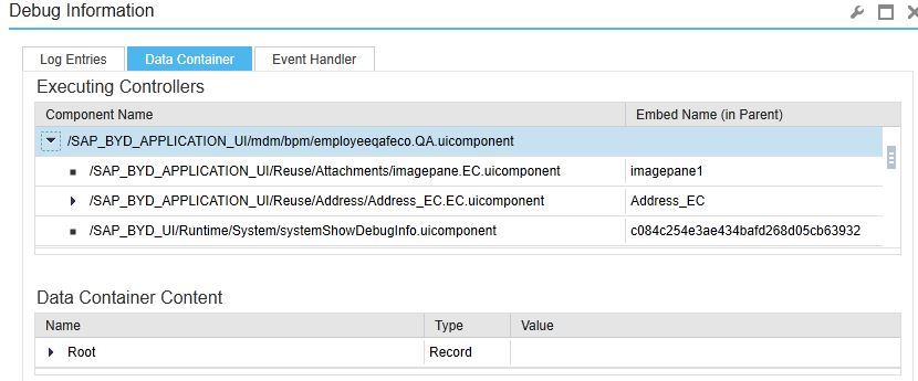 How To:Know UI path (Configuration explorer path) | SAP Blogs