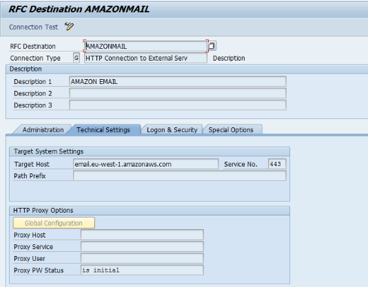 SAP Hybris Marketing integration with AWS-SES Email provider   SAP Blogs