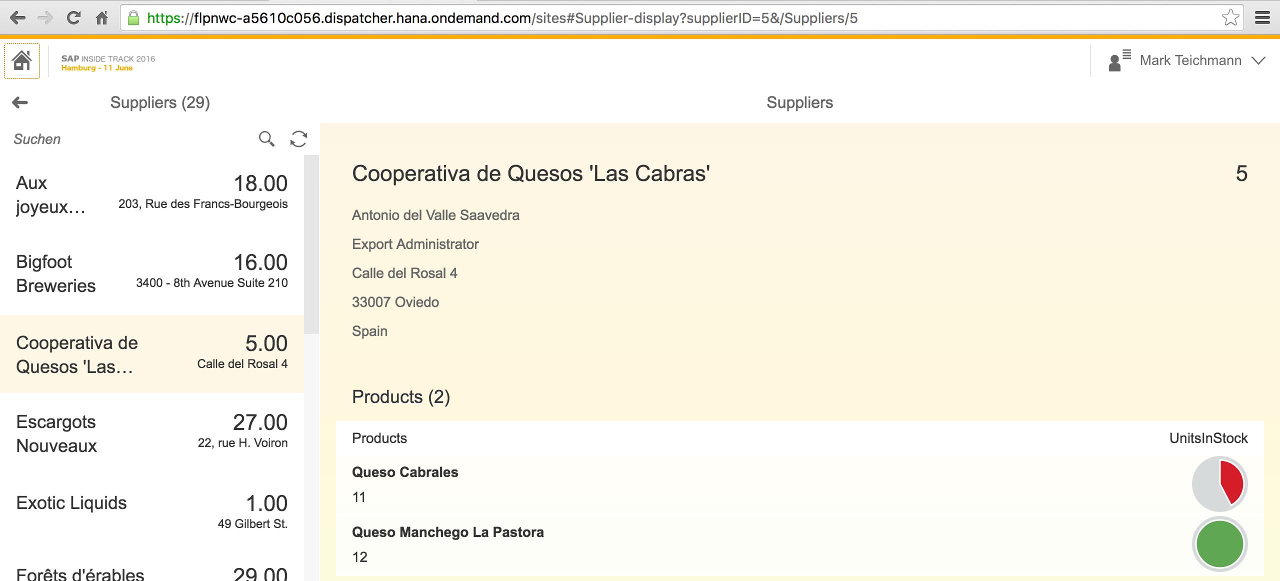 cross application navigation between sapui5 applications sap blogs