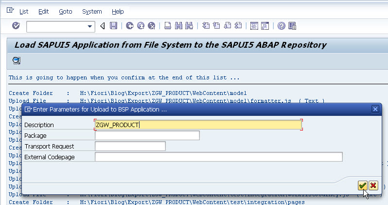 Deploy Web IDE Developed Fiori Application to Local ABAP Repository 21.jpg