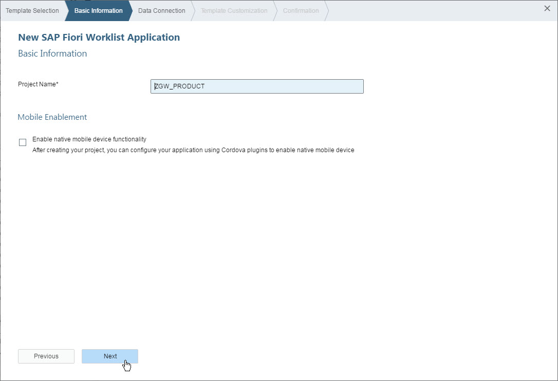 Deploy Web IDE Developed Fiori Application to Local ABAP Repository 5.jpg