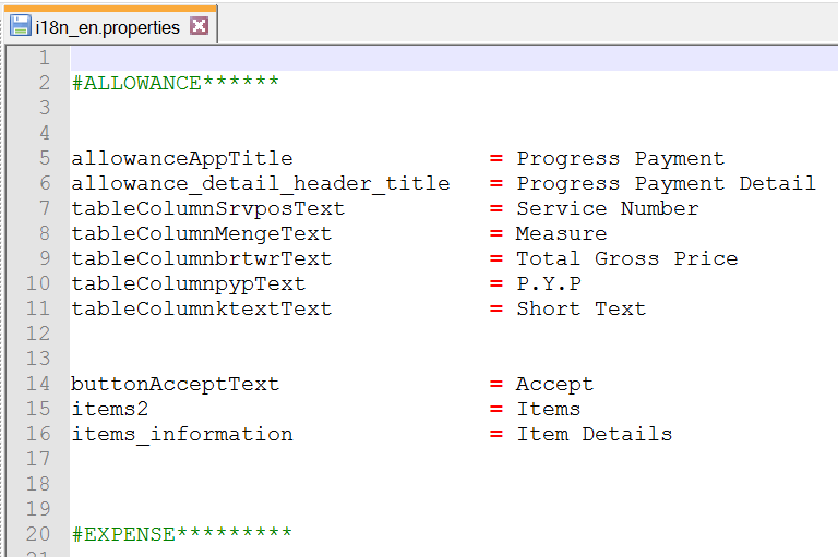 manage fiori or openui5 i18n process with this helper tool sap blogs