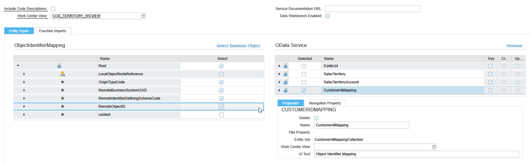 using odata to read territory information from c4c sap blogs