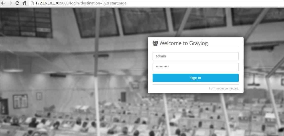 Demo On Configuring Graylog input and get messages | SAP Blogs