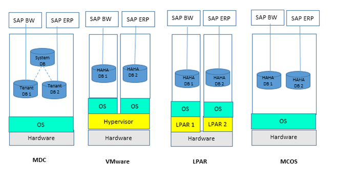 Multiple Hana Instances In Production Hana Server