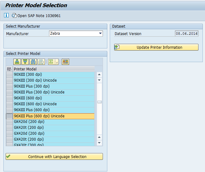 Zebra Label Printing – Configuration in SAP | SAP Blogs