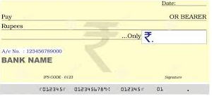 Cheque Printing F 58 Indian Cheque Format Sap Blogs