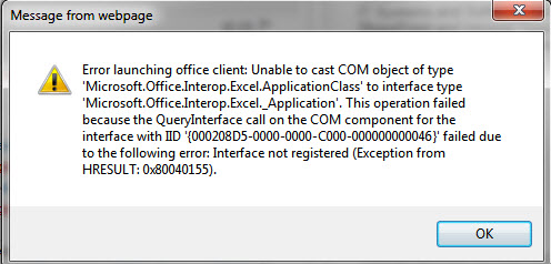 Unable to open EPM add-in from BPC web client | SAP Blogs