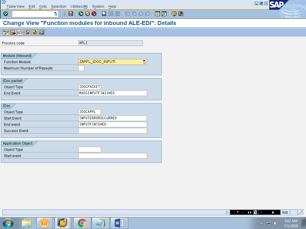 Configuration Steps in IDOC | SAP Blogs