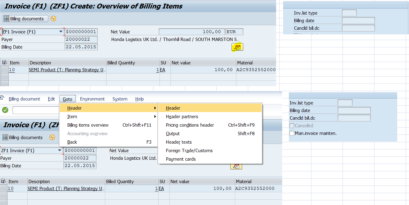 Invoice List Creation   Relevancy2.PNG Ideas Invoice Creation