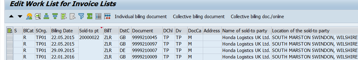Suppressing Invoice List Creation via VF01/VF04 | SAP Blogs