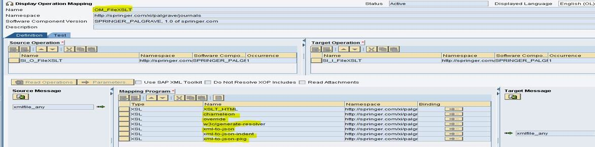 how to import and use xslt 2 0 mappings in sap pi po sap blogs
