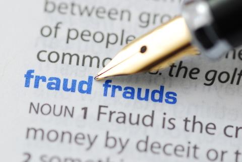 fraud word