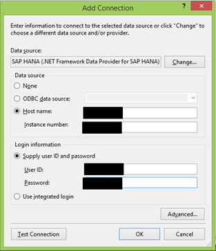 How to connect Microsoft SSIS with SAP HANA | SAP Blogs