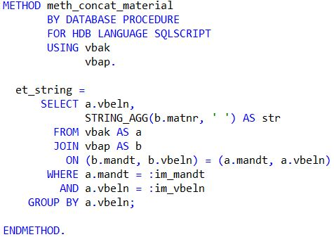 Performance Trap in String Concatenations | SAP Blogs
