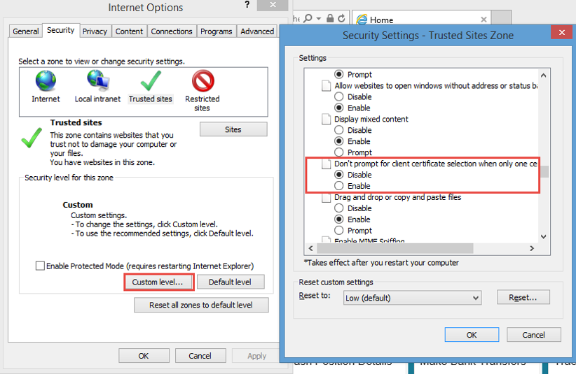 How to disable Single Sign On (SSO) and enter user manually
