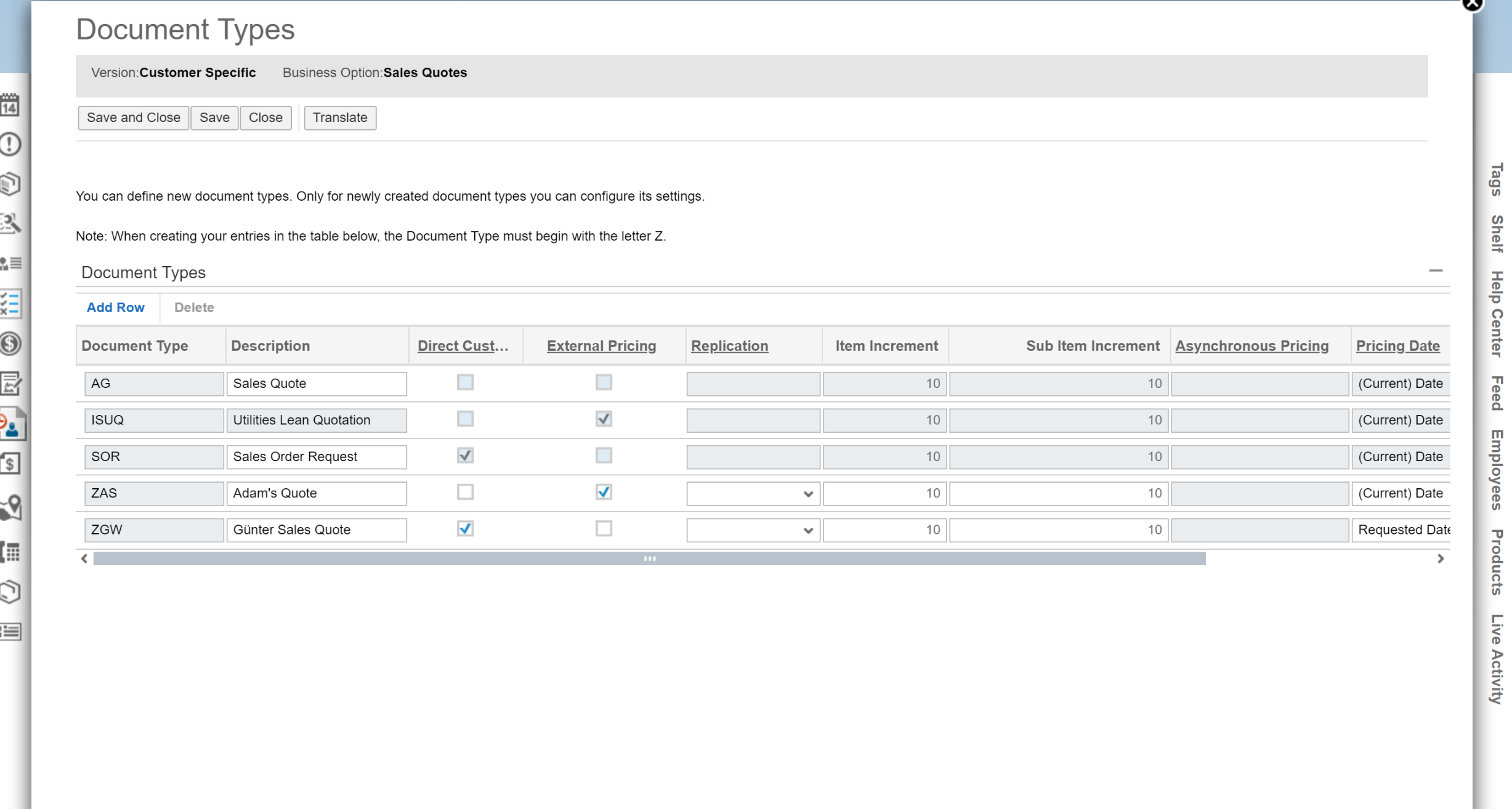 FAQ for Sales Quotes in SAP Cloud for Customer | SAP Blogs