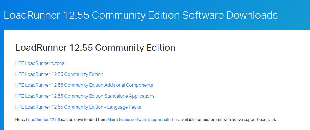 SAP Loadrunner by MicroFocus 12 53 – Community Edition | SAP