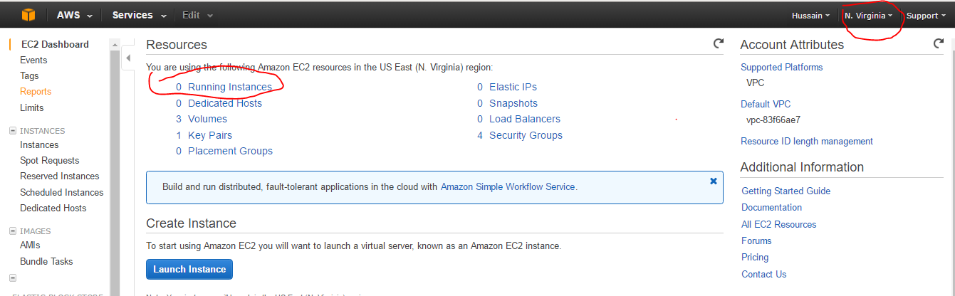 SAPonAWS: Create a Amazon Web Services EC2 instance for SAP | SAP Blogs