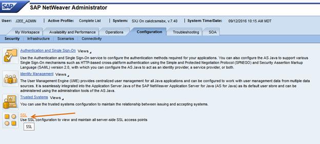 Part 4 : SAP Solution Manager 7.2 SR1 (+ SPS03) : New Client ...