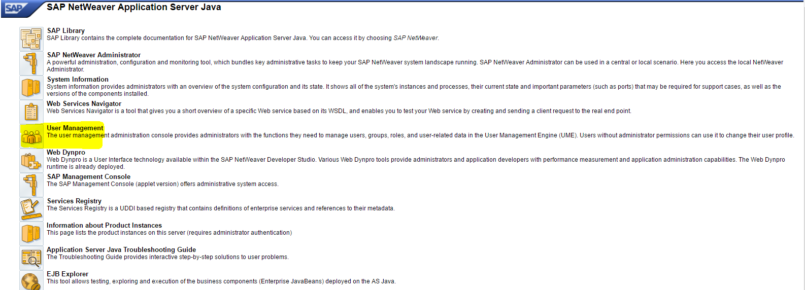 ADS Configuration in Netweaver 7 5 | SAP Blogs