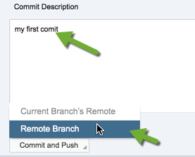 10 - first commit and push.png