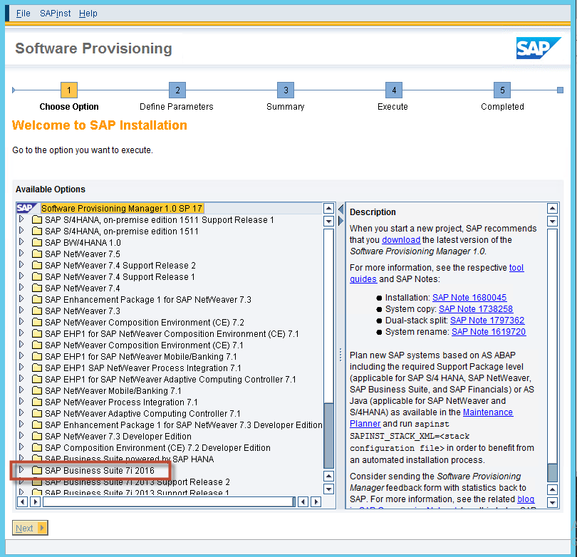 installation of ehp8 for sap erp 6 0 on windows server 2012 r2 sap rh blogs sap com SAP ERP Overview SAP Software System