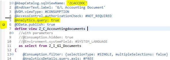 ABAP CDS Views and Reporting Tools - SAP Blogs
