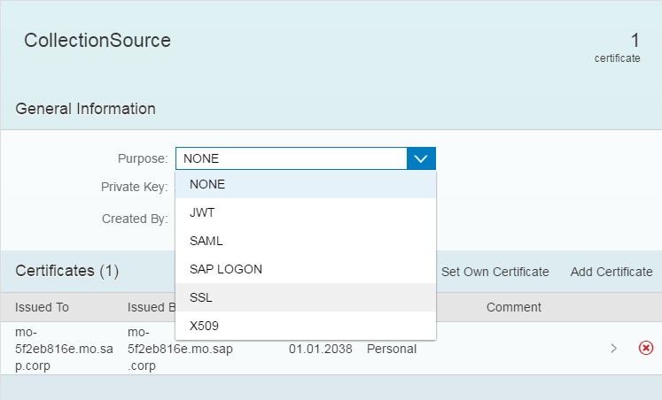 Copy/move a tenant database from one multiple-container