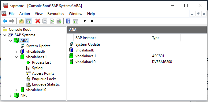 How to use MMC to monitor an SAP system remotely  | SAP Blogs