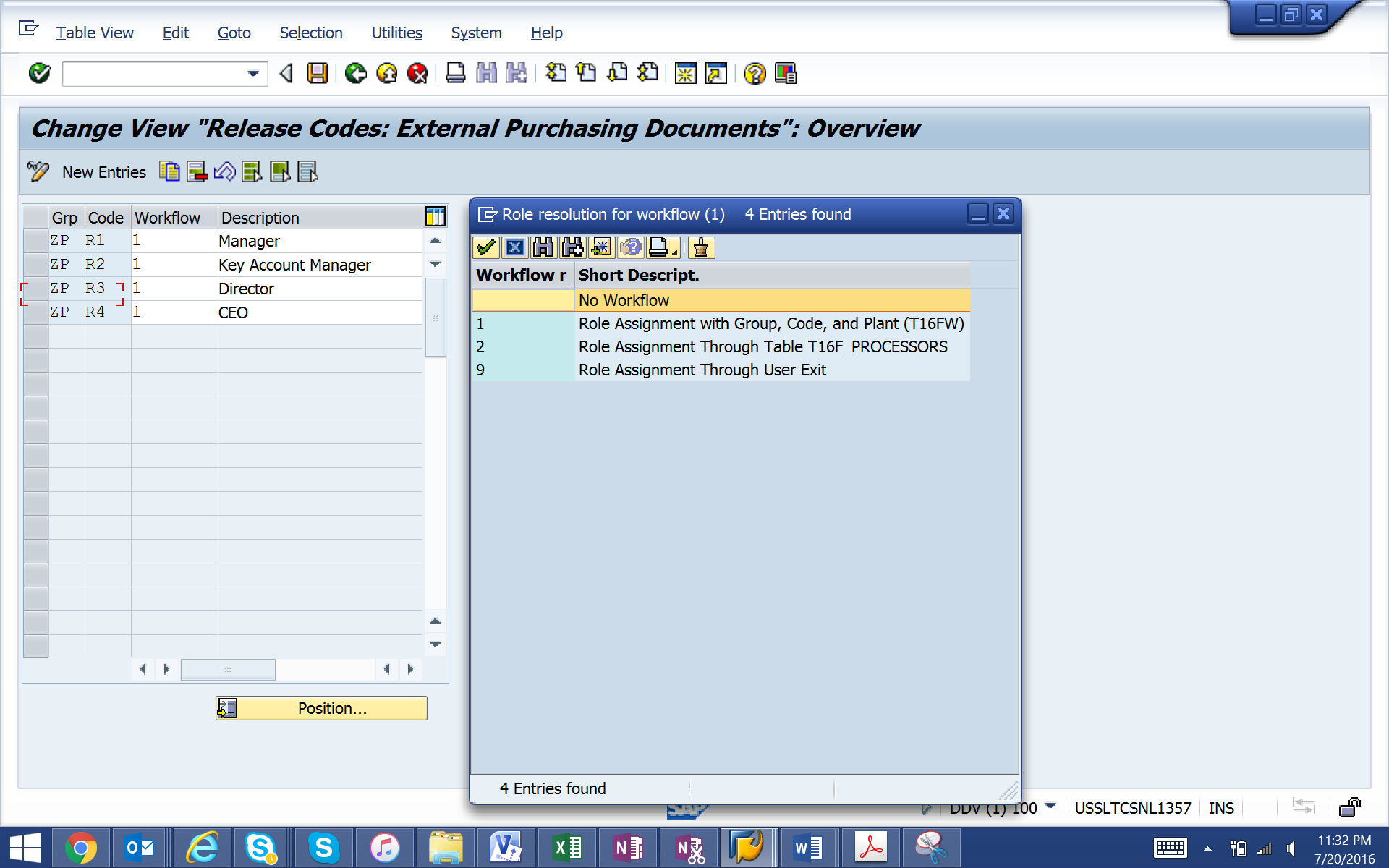 Purchase Order Release Approval Process – My Inbox Fiori App