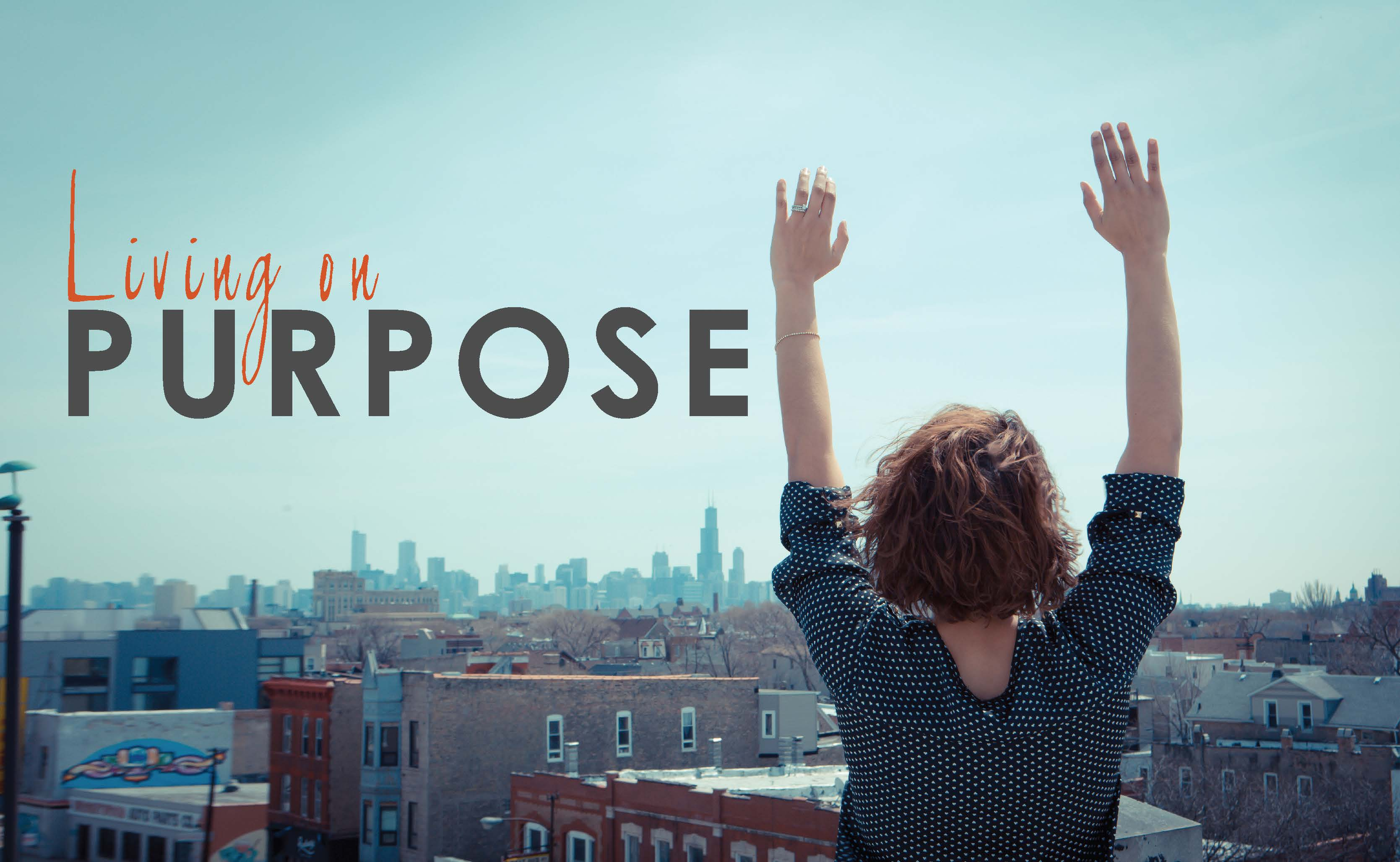 how to find purpose in god