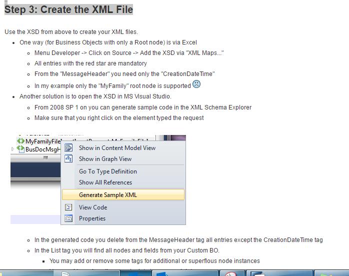 how to upload mass data via xml file input sap blogs
