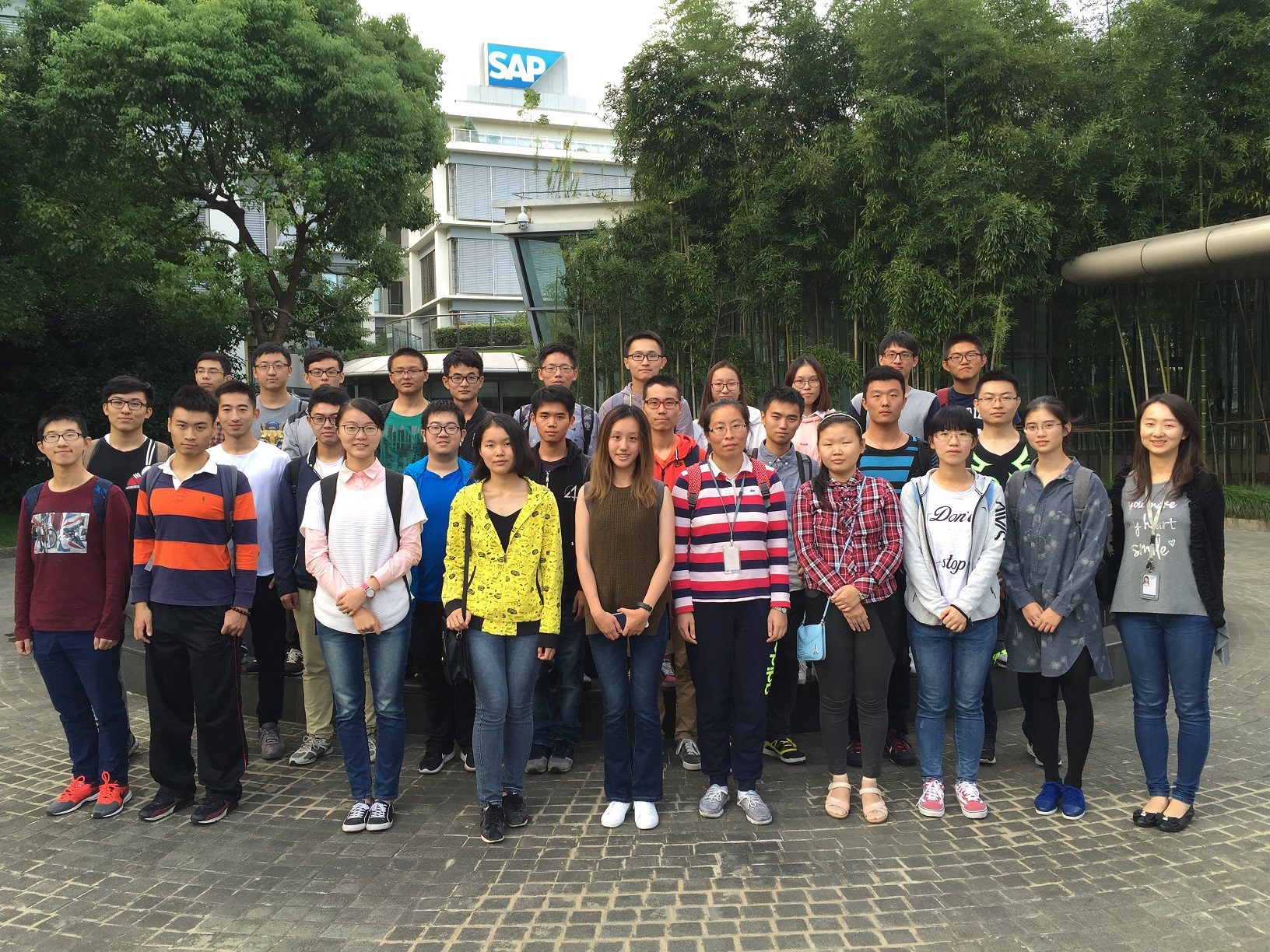 sap labs china_Open Day for Fudan University, 11 Oct 2016, Shanghai | SAP Blogs