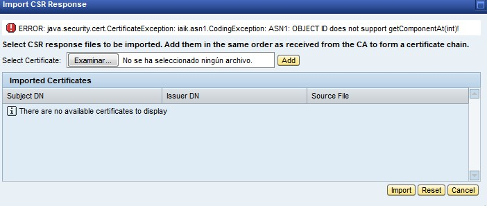 Part 9 : SAP Solution Manager 7 2 SR1 (+ SPS03) : HTTPS