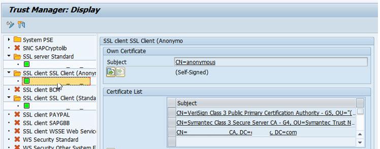 Part 9 : SAP Solution Manager 7.2 SR1 (+ SPS03) : HTTPS ...