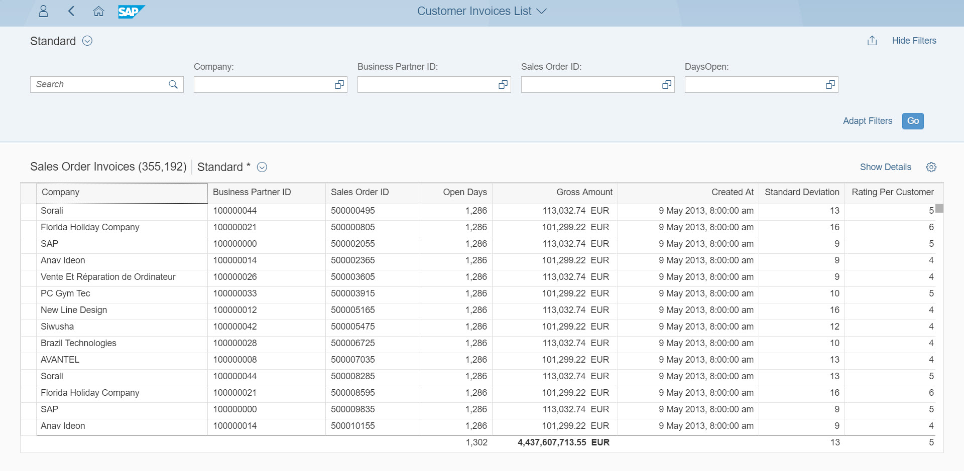 Fiori Elements – How to develop a List Report – Basic Approach   SAP