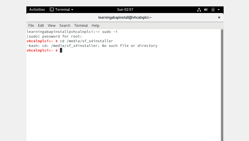 Linux for Newbies: Installing ABAP AS 7 50 on Oracle