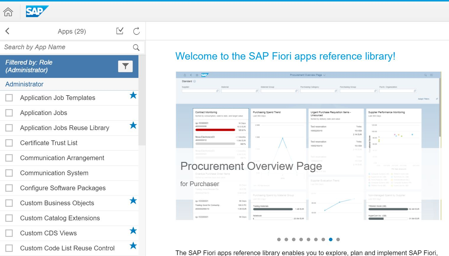 Leading s4hana ux role based for app discovery and activation this blog shows how following the fiori design principle of role based speeds this process ensuring the optimal fiori bang for your buck on s4hana projects 1betcityfo Gallery