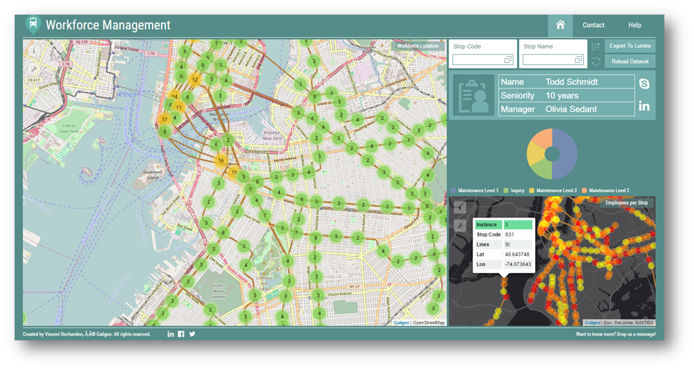 Personalize your geomapping experience in sap design studio sap blogs drive your operational insights from the map gumiabroncs Choice Image
