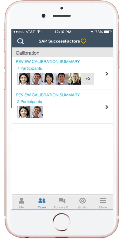 SAP SuccessFactors User Experience and Mobile Updates in Q4