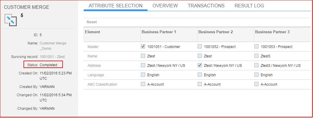 SAP C4C account duplication check and merging   SAP Blogs