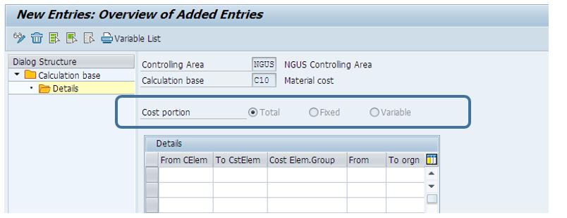 SAP CONTROLLING – PRODUCT COSTING PART-1   SAP Blogs