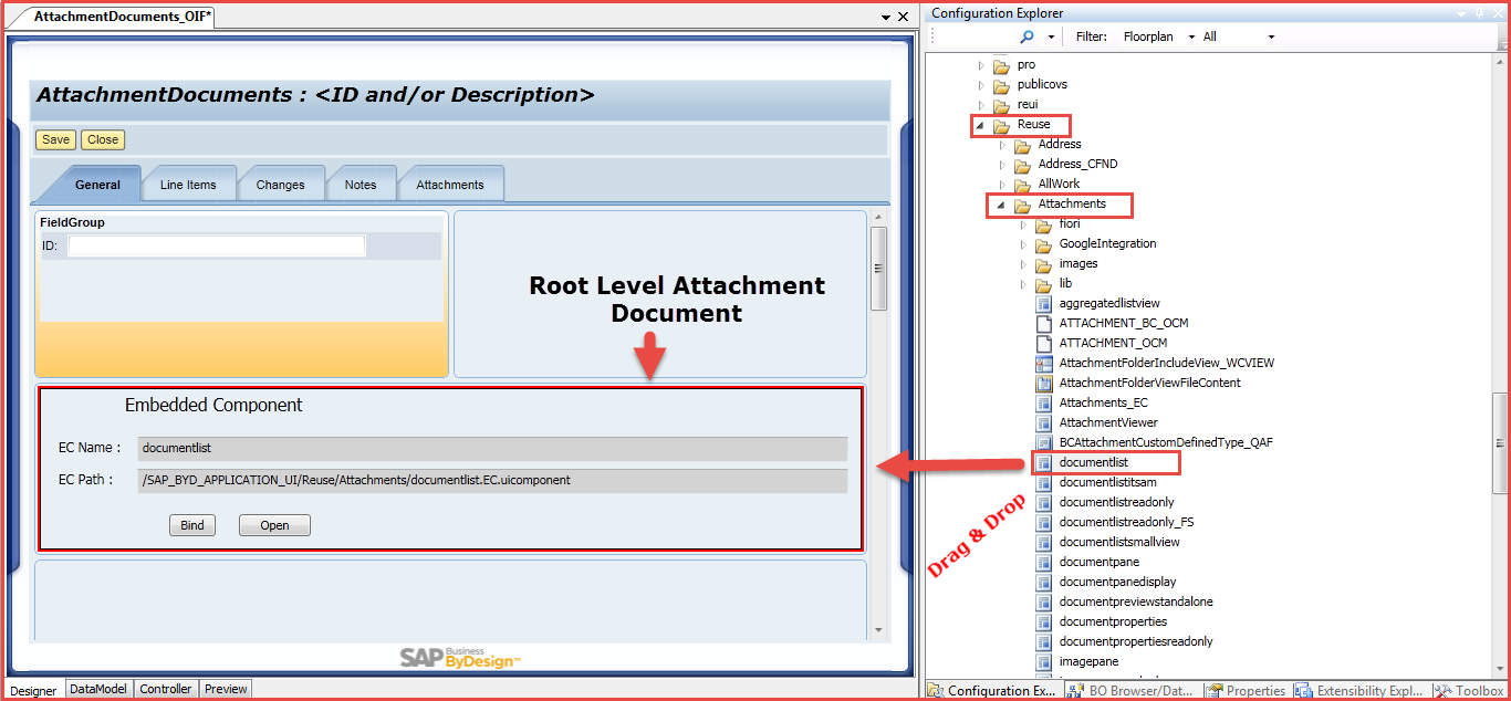 Attachment Folder in Custom Business Object | SAP Blogs