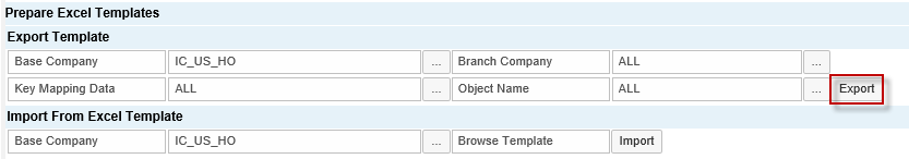 Intercompany Integration Solution For SAP Business One Configuring - Data mapping companies