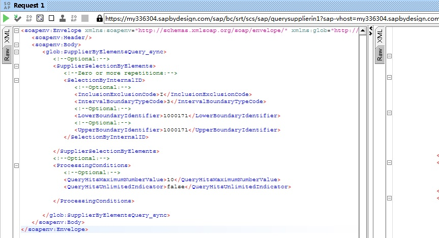 Call the BYD webservice from the eclipse(JAVA)  | SAP Blogs