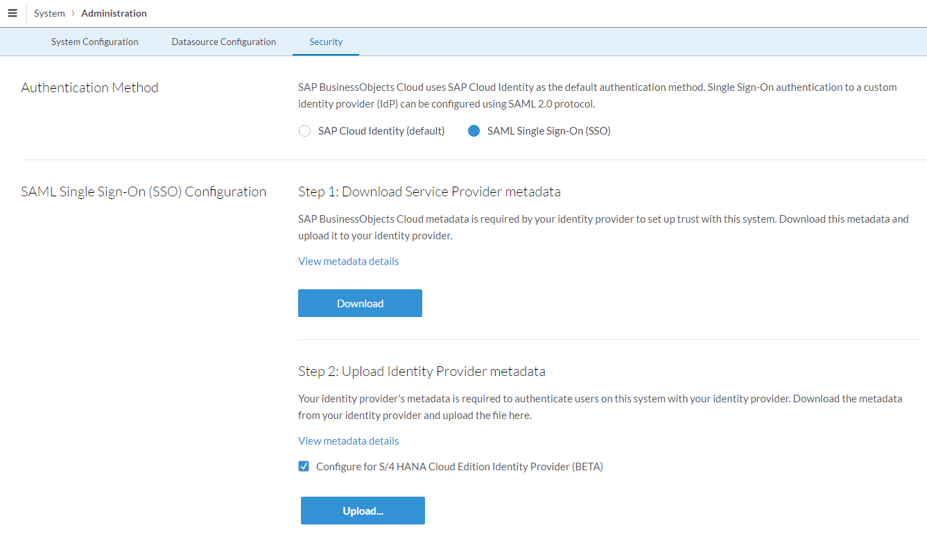 Using SAP BusinessObjects Cloud with Hybris Marketing Cloud