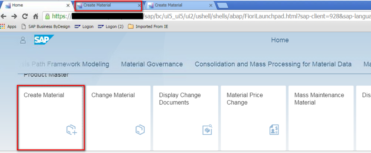 How is old SAP GUI transaction embedded into Fiori launchpad