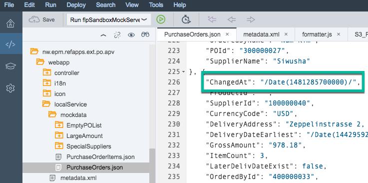 Data Binding Features in XML Views | SAP Blogs
